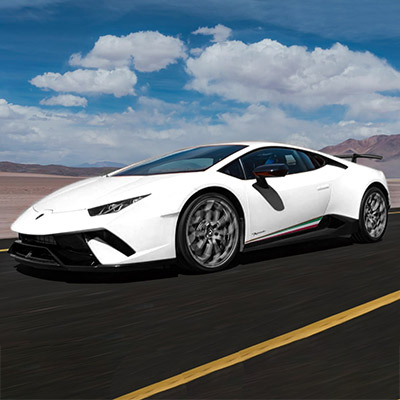 Guida una Lamborghini Huracan Performante in pista